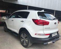 Bán Kia Sportage 2.0AT 2015 màu trắng, 5 chỗ, nhập khẩu nguyên chiếc Hàn Quốc giá 746 triệu tại Tp.HCM