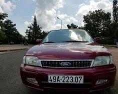Cần bán xe Ford Laser sản xuất năm 2004, xe zin toàn bộ, xe mới đi 170.000km giá 160 triệu tại Lâm Đồng