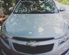 Bán Chevrolet Cruze LS 1.6 MT năm sản xuất 2012, màu bạc, giá 330tr giá 330 triệu tại Tp.HCM