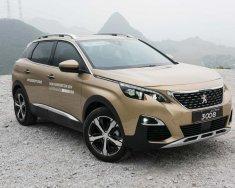 Cần bán xe Peugeot 3008 đời 2018, màu vàng cát giá 1 tỷ 199 tr tại Hà Nội