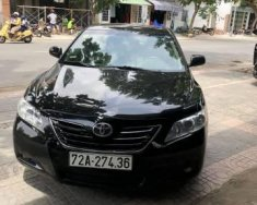 Bán Toyota Camry 2.4AT đời 2007, màu đen, nhập khẩu  giá 590 triệu tại BR-Vũng Tàu
