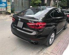 Bán BMW X6 AT năm sản xuất 2015, màu nâu, nhập khẩu nguyên chiếc giá 2 tỷ 950 tr tại Tp.HCM