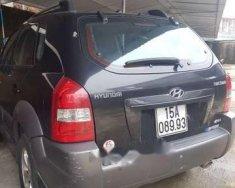 Cần bán Hyundai Tucson 2009, màu đen chính chủ giá 425 triệu tại Hải Phòng