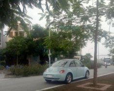 Bán ô tô Volkswagen New Beetle đời 2006, màu xanh lam, nhập khẩu số sàn, giá chỉ 350 triệu giá 350 triệu tại Hà Nội
