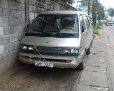 Bán xe Toyota Van sản xuất 1986, màu vàng còn mới giá 50 triệu tại Tp.HCM