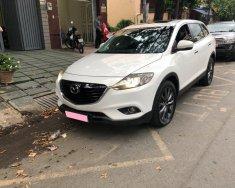 Bán gấp Mazda CX9 sx 2013 nhập Nhật, trắng tinh khôi giá 1 tỷ 170 tr tại Tp.HCM