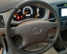 Bán ô tô Toyota Innova G năm 2008, màu bạc xe gia đình giá Giá thỏa thuận tại Tp.HCM