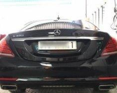 Bán Mercedes S400 năm 2017, màu đen giá 3 tỷ 550 tr tại Tp.HCM
