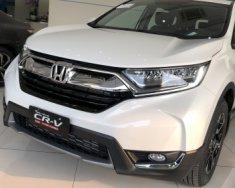 Bán xe Honda CR V 1.5L AT đời 2018, màu trắng giá 1 tỷ 83 tr tại Tp.HCM