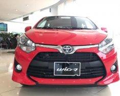 Bán Toyota Wish 1.2E MT 2018, màu đỏ, nhập khẩu nguyên chiếc Indonesia giá 345 triệu tại Hà Nội