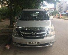 Cần bán xe Hyundai Starex sản xuất năm 2008, màu trắng xe gia đình giá cạnh tranh giá 410 triệu tại Hà Nội