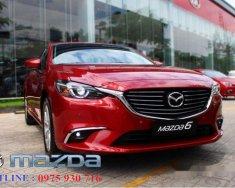 Cần bán gấp xe Mazda 6 2020 màu đỏ, giao xe ngay, LH 0938900193 để xem xe. Giá cả thương lượng. Hỗ trợ trả góp 90% giá 819 triệu tại Hưng Yên