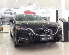Cần bán Mazda 6 2.5 màu đen 2020 bản Premium, giá ưu đãi hấp dẫn, xe giao ngay, trả góp 90% giá 999 triệu tại Hưng Yên