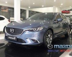 Bán Mazda 6 2.0 2020 , màu xanh ngọc, giá hấp dẫn, quà tặng ưu đãi, trả góp 90% giá trị xe giá 879 triệu tại Hưng Yên