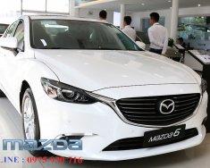 Cần bán xe Mazda 6 2.0 2020, màu trắng, giá hấp dẫn, ưu đãi quà tặng, trả trước chỉ 10% giá trị xe giá 819 triệu tại Hưng Yên