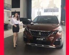 Bán Peugeot 3008 sản xuất năm 2018, màu nâu giá 1 tỷ 199 tr tại Bình Dương