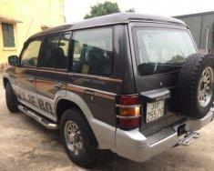Gia đình bán lại xe Mitsubishi Pajero năm 2000, màu xám  giá 135 triệu tại Hà Nội