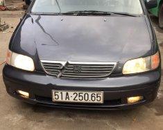 Bán Honda Odyssey năm sản xuất 1995, màu xanh lam, nhập khẩu   giá 250 triệu tại Tp.HCM