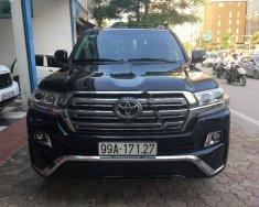 Ô tô Hưng Phát bán Toyota Land Cruiser VX 4.6 V8 2015, màu đen, nhập khẩu giá 2 tỷ 950 tr tại Hà Nội