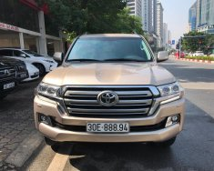 Bán Land Cruiser 2017 màu vàng giá Giá thỏa thuận tại Hà Nội