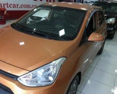 Cần bán lại xe Hyundai Grand i10 1.0 MT 2015, màu nâu, nhập khẩu   giá 318 triệu tại Phú Thọ