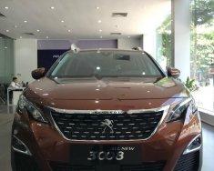 Bán xe Peugeot 3008 1.6 AT đời 2018, màu nâu sang trọng giá 1 tỷ 199 tr tại Hà Nội