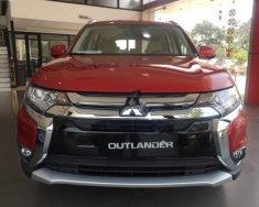 Bán Mitsubishi Outlander GLS năm sản xuất 2018, màu đỏ giá 808 triệu tại Hà Nội
