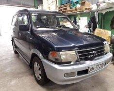 Cần bán gấp Toyota Zace sản xuất 1999, màu xanh giá 145 triệu tại Hà Nội