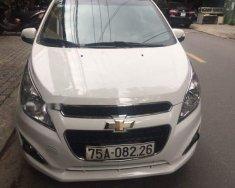 Bán Chevrolet Spark LT đời 2016, màu trắng như mới  giá 245 triệu tại Đà Nẵng