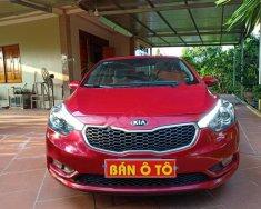 Bán xe Kia K3 2.0 AT sản xuất 2016, màu đỏ  giá 596 triệu tại Thái Nguyên