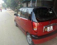 Bán Kia Visto 0.8 AT 2004, màu đỏ, xe nhập    giá 125 triệu tại Hà Nội