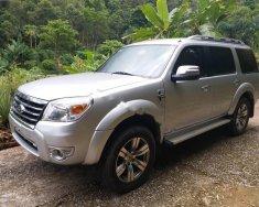 Bán Ford Everest sản xuất năm 2012, màu bạc  giá 580 triệu tại Điện Biên