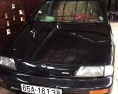 Chính chủ bán Nissan Bluebird đời 1993, màu đen giá 97 triệu tại Cần Thơ