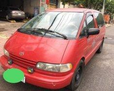 Bán ô tô Toyota Previa đời 1991, màu đỏ, 105 triệu giá 105 triệu tại BR-Vũng Tàu