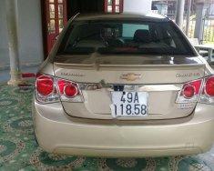 Cần bán gấp Chevrolet Cruze LS 1.6 MT đời 2012, màu vàng, giá 370tr giá 370 triệu tại Lâm Đồng