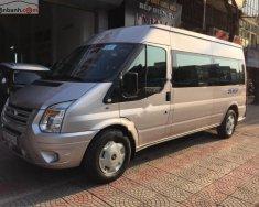 Cần bán lại xe Ford Transit 2.4 MT sản xuất năm 2013, màu bạc, giá 535tr giá 535 triệu tại Hà Nội