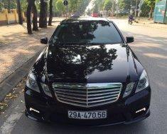 Bán xe Mercedes E300 AMG 2011 xe màu đen, giá tốt, xe cực đẹp giá 1 tỷ 150 tr tại Hà Nội