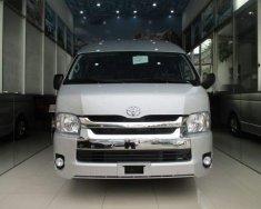 Cần bán xe Toyota Hiace đời 2018, màu bạc, nhập khẩu giá cạnh tranh giá 999 triệu tại Tp.HCM