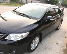 Cần bán xe Toyota Corolla altis 1.8G AT 2012, màu đen số tự động giá 555 triệu tại Hà Nam