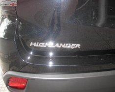 Bán Toyota Highlander LE 2.7 năm 2017, màu đen, xe nhập giá 2 tỷ 350 tr tại Hà Nội