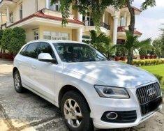 Bán xe Audi Q5 sản xuất năm 2013, màu trắng, nhập khẩu nguyên chiếc giá 1 tỷ 500 tr tại Tp.HCM