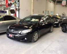 Bán xe Altis 1.8 số tự động sản xuất 2009, màu đen giá 490 triệu tại Tp.HCM