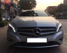 Bán Mercedes Benz A class 200 màu bạc, nội thất kem sản xuất 2013, nhập Đức siêu mới giá 828 triệu tại Hà Nội