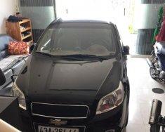 Cần bán gấp Chevrolet Aveo LT 1.5 MT năm 2014, màu đen, xe chạy ổn định giá 305 triệu tại Đà Nẵng
