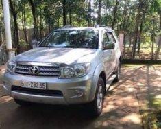 Cần bán Toyota Fortuner G đời 2010, màu bạc, 630 triệu giá 630 triệu tại Bình Phước
