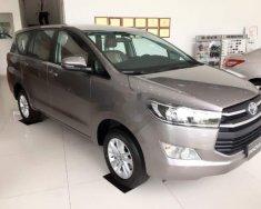 Cần bán xe Toyota Innova năm sản xuất 2018, màu xám, giá tốt giá Giá thỏa thuận tại Tp.HCM