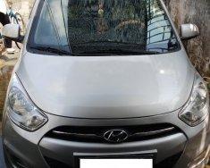 Cần bán gấp Hyundai i10 đời 2011, màu xám, nhập khẩu chính chủ  giá 240 triệu tại Đồng Nai