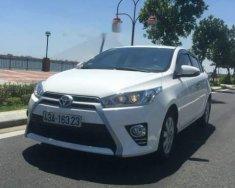 Cần bán gấp Toyota Yaris đời 2015, màu trắng, nhập khẩu nguyên chiếc xe gia đình, giá tốt giá 665 triệu tại Đà Nẵng