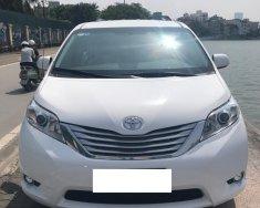 Bán xe Toyota Sienna đời 2011, màu trắng, nhập khẩu Mỹ giá 1 tỷ 153 tr tại Tp.HCM