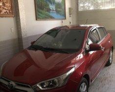 Bán Toyota Yaris G sản xuất 2017, màu đỏ, nhập khẩu giá 650 triệu tại Đà Nẵng